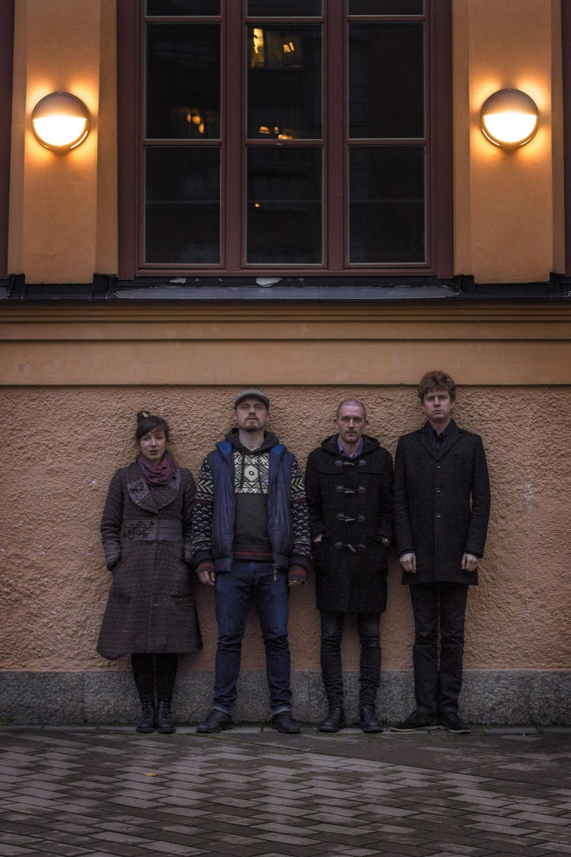 Barfota ensemble, photo: Joakim Gellertz
