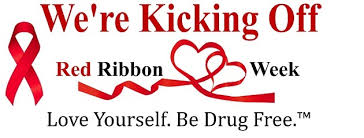 Click  HERE  for more information on Red Ribbon Week.