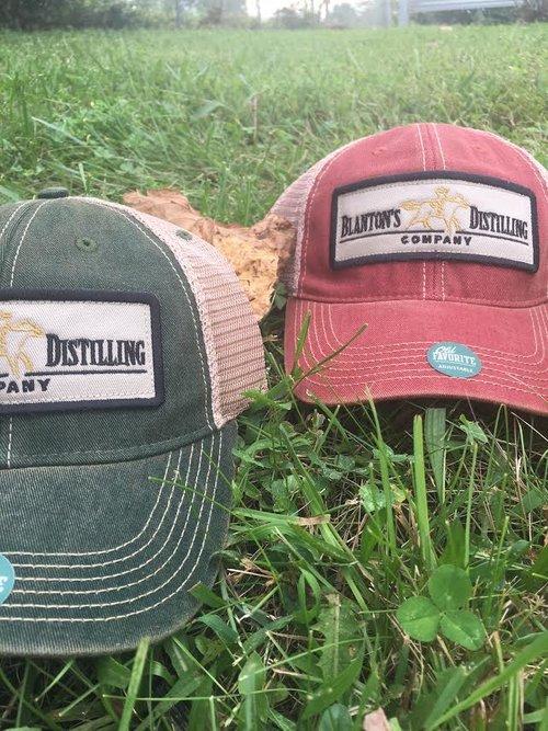 5d50e4cdcd50f Blanton s Bourbon Old Favorite Trucker Hat — Blanton s Bourbon Shop