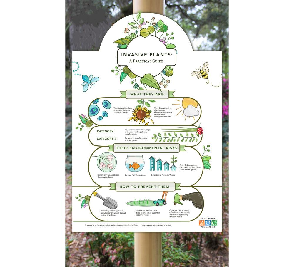 Jacksonville Zoo Infographic