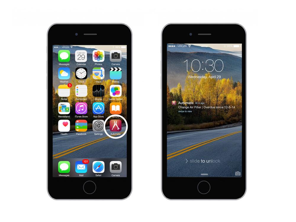 App Icon | Lock Screen