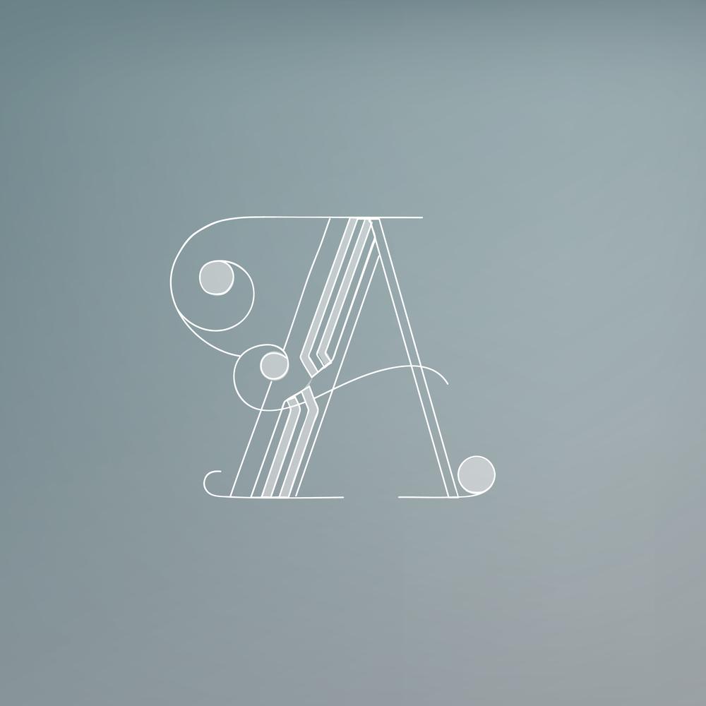 The Letter A Design #2