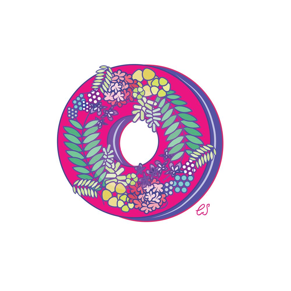 Letter O Design