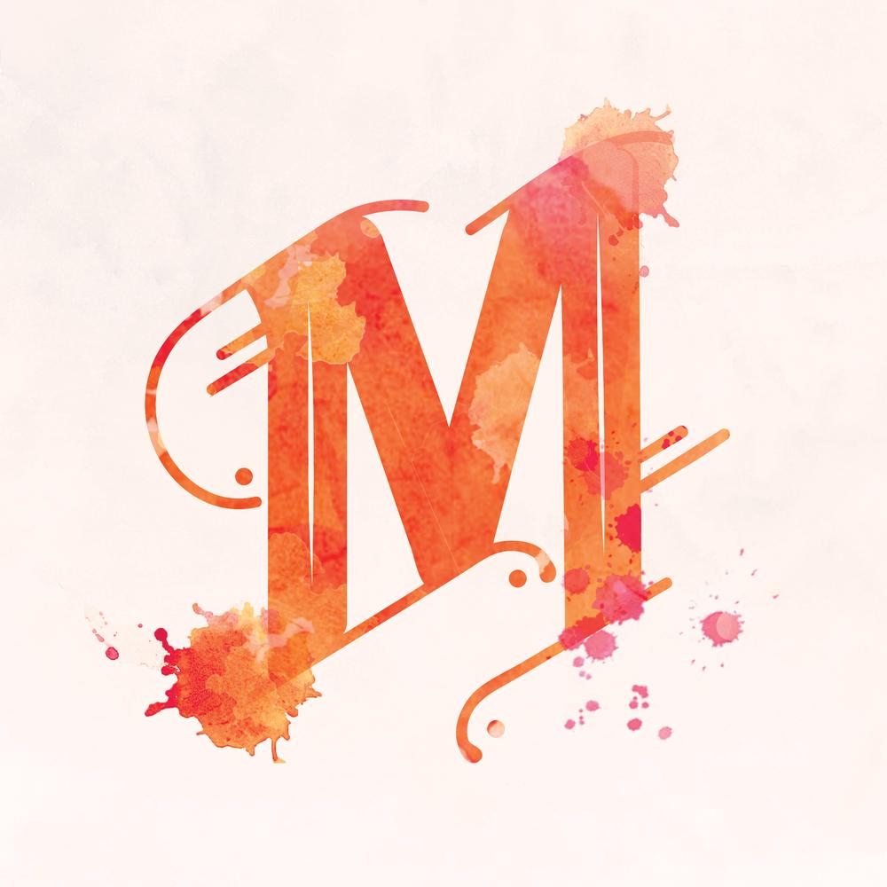 Letter M Design #3