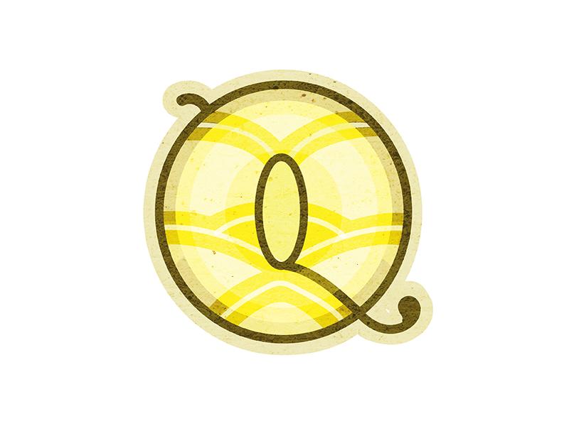 Letter Q Design #2