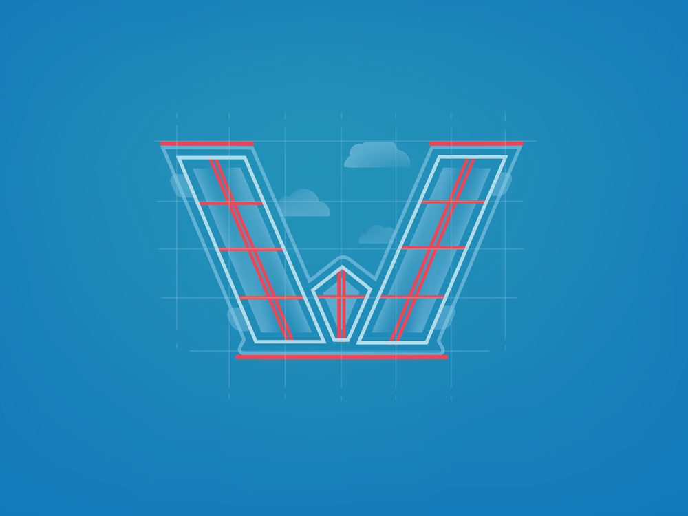 Letter W Design #2
