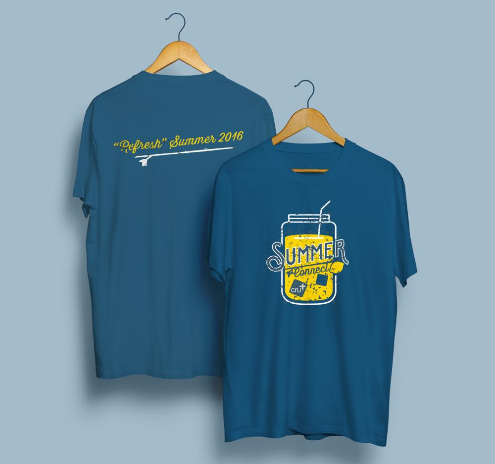Summer Connect T-shirt