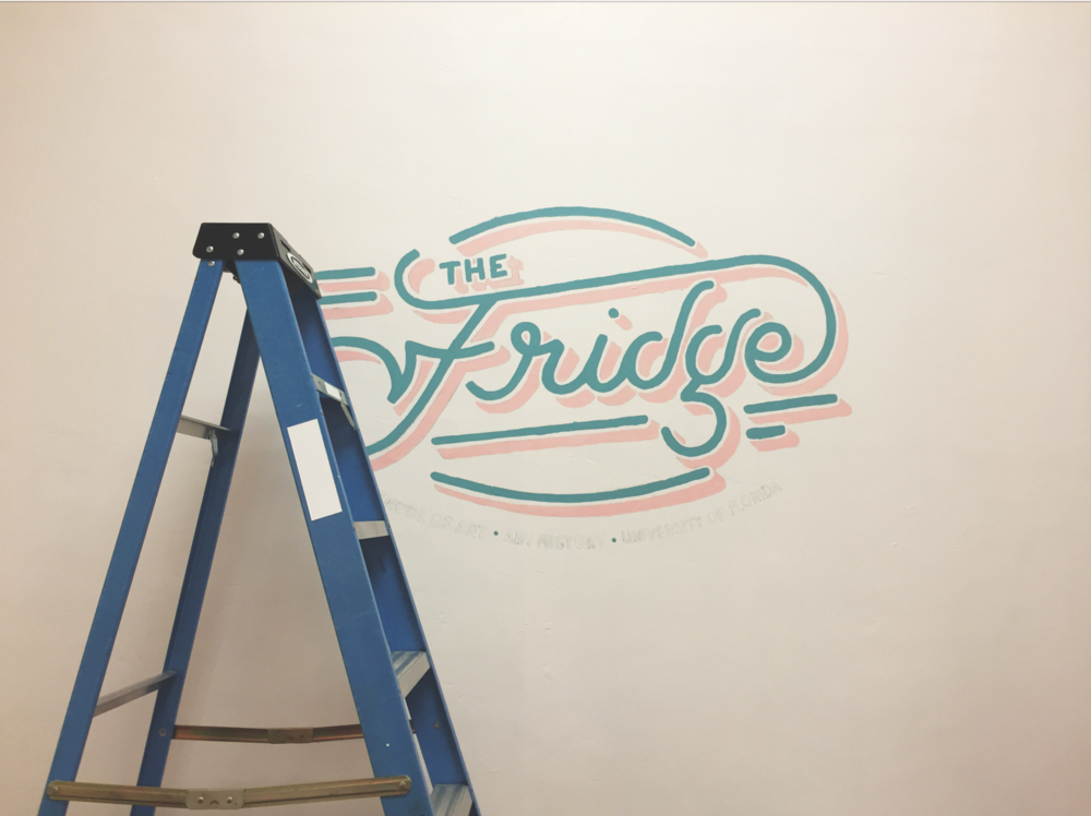 The Fridge Logo #2