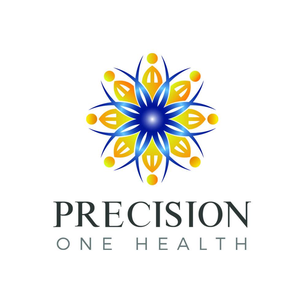 Precision One Health Logo