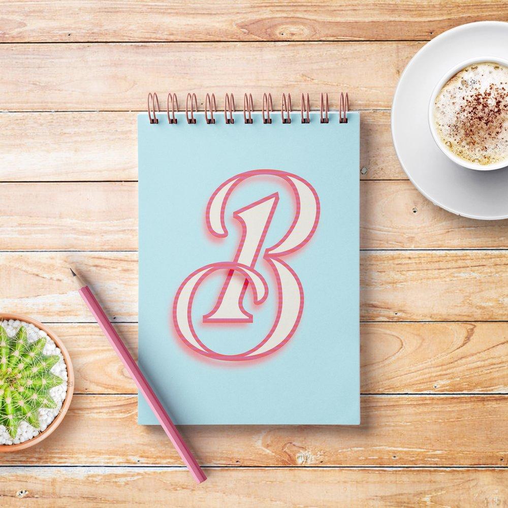 Letter B Design #3