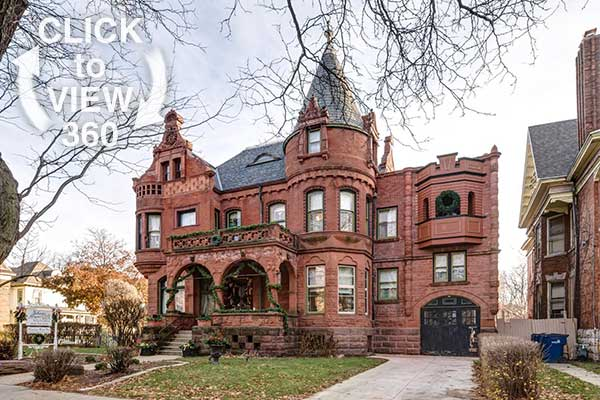 Copy of Schuster Mansion Bed & Breakfast
