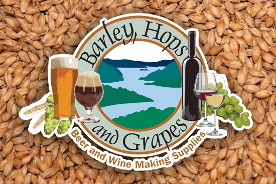 BARLEY HOPS & GRAPES