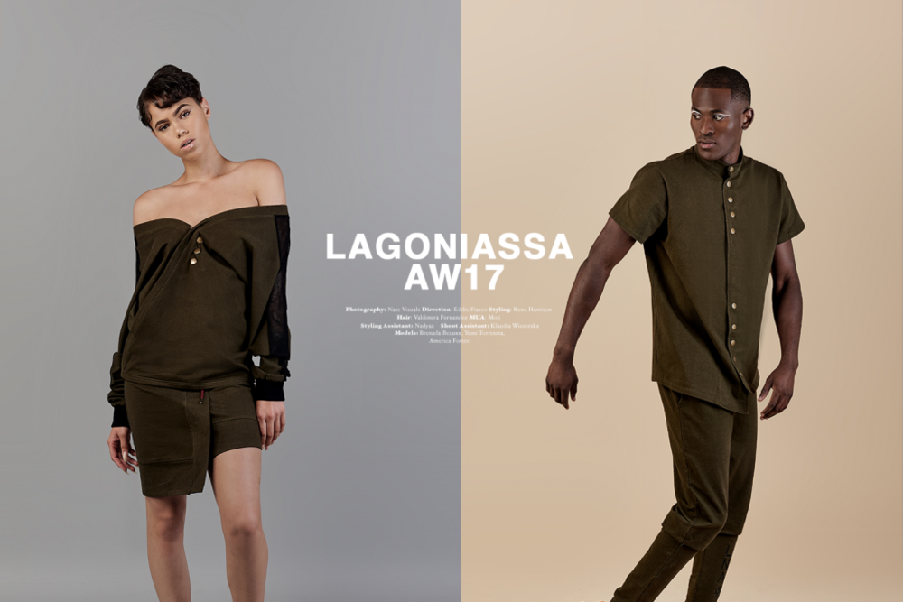 Lagoniassa AW17 Lookbook