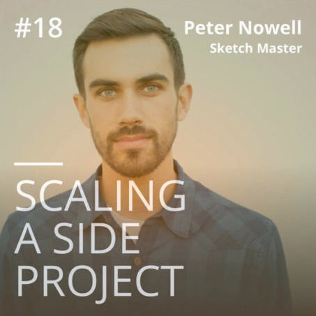 Hacking UI Podcast - Peter Nowell