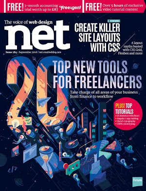 Net Magazine Issue 284