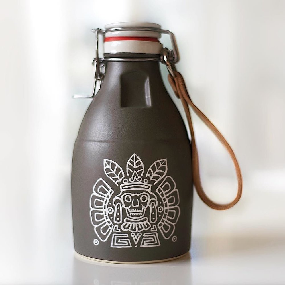 I_created_and_painted_this_Aztec_illustration_onto_a_ceramic_growler_for__noahhdavid_s_birthday_gift._Each_motif_in_the_artwork_is_based_off_an_actual_Aztec_or_Mayan_statue_from_our_trip_to_Mexico_City____portlandgrowlerco__aztec__design__mexico__bee.jpg