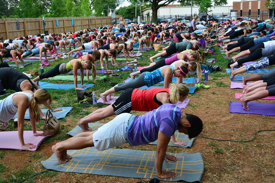 Welcome to Yoga On Tap