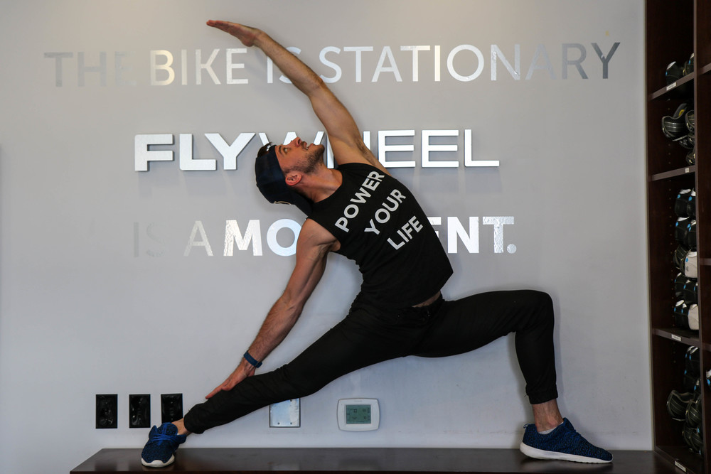 Shane Lucas Flywheel