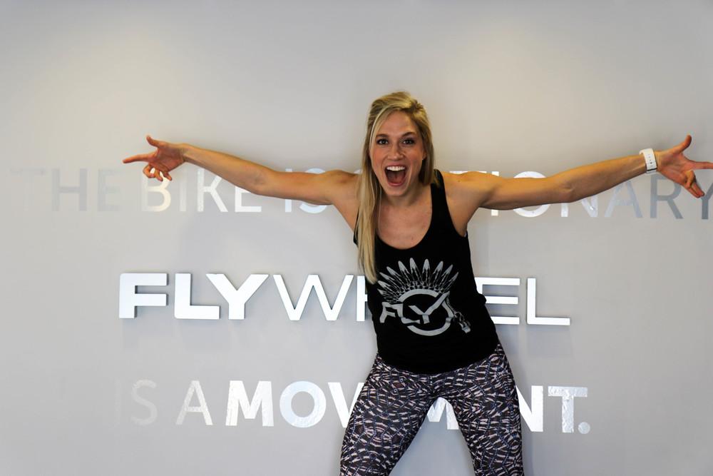 Sarah Stankavage Pitts Flywheel