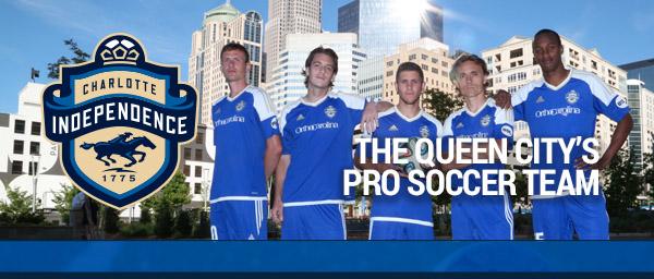 Charlotte Independence soccer