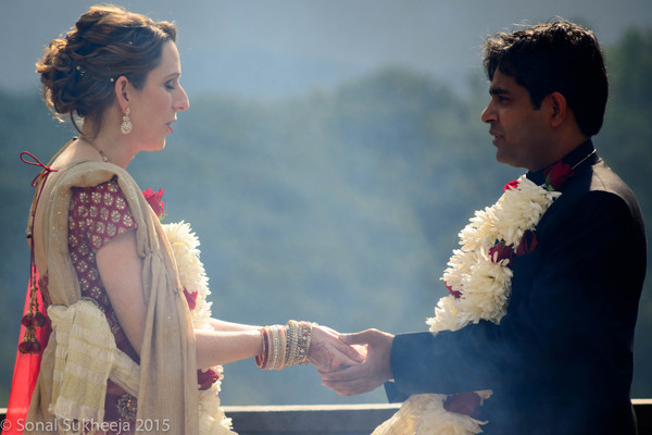 Jennifer and Nishant
