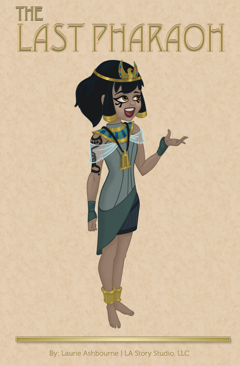Cleo poses poster.png