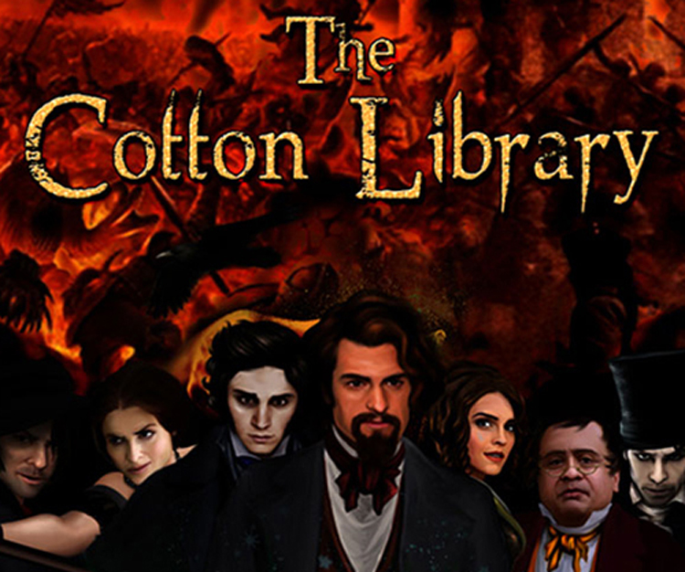THE COTTON LIBRARY