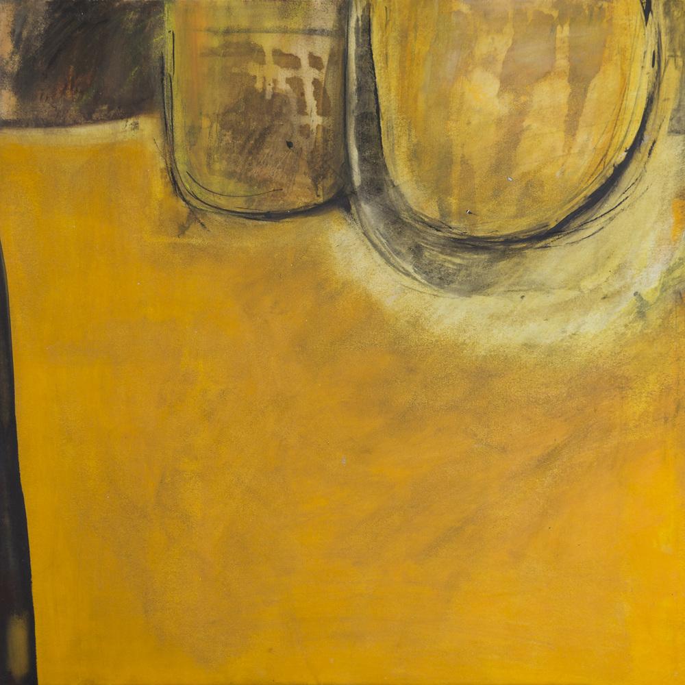 Gehalten in Gelb