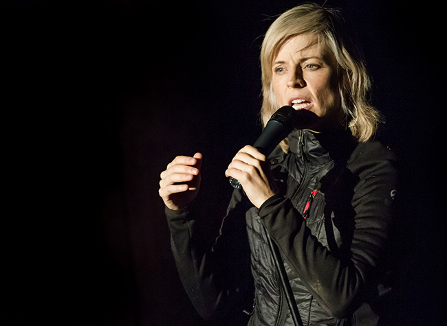 Maria Bamford (Photo Credit:  Kenneth lecky  )