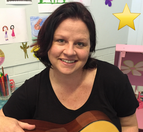 Mikaela Griffiths Bester, Music Therapist