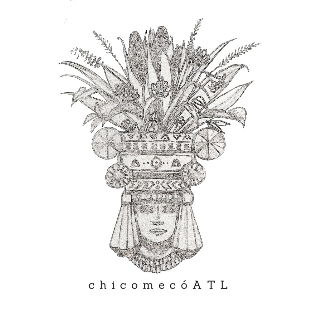 Logo design for culinary brand ChicomecoATL