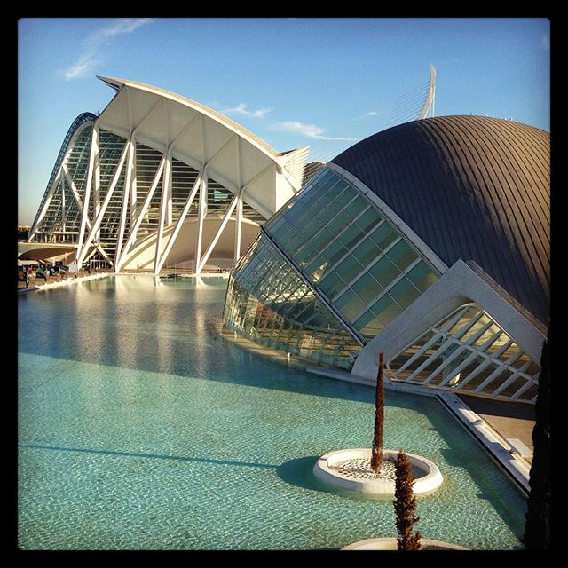 The beautiful Valencia always offers innumerable reasons for one to come back! #igersvalencia #tedxbv #happyweekend