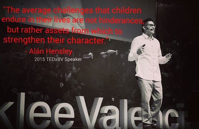 "This month we feature Alán Hensley in our TEDXBV Speaker Blog Series!! Be sure to catch his reflection, ""How I Learned More From Growing a TEDX talk Than I ever Did Watching One"" available to read on our website tedxberkleevalencia.com"