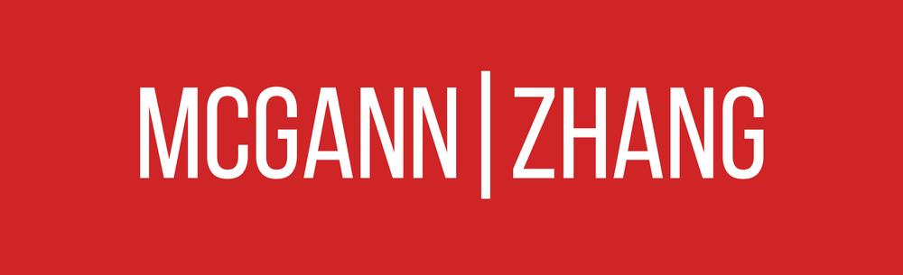 McGann | Zhang
