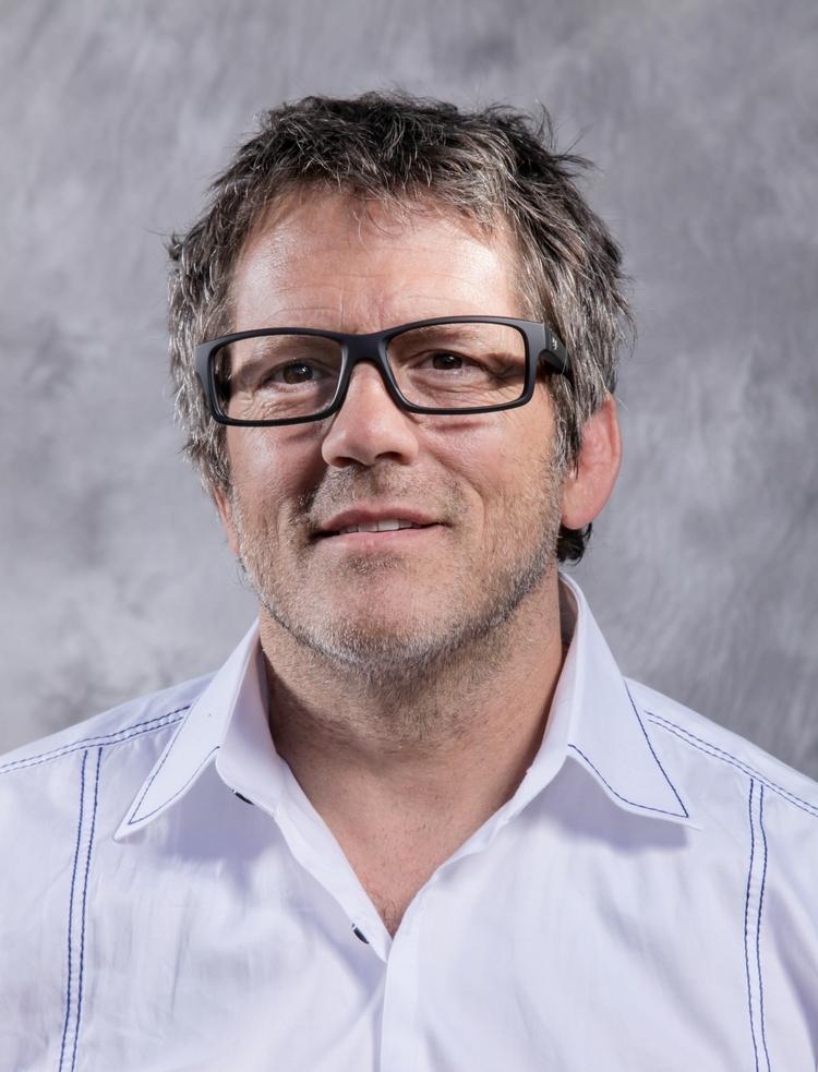 Geoff McGann — Co-Founder, CCO