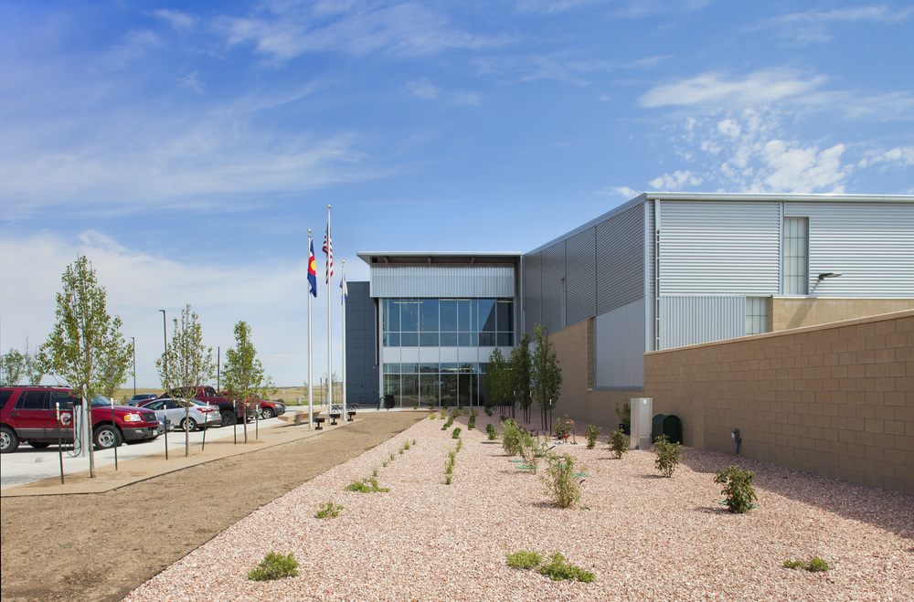 AURORA POLICE AND FIRE TRAINING FACILITY   Public, Municipal