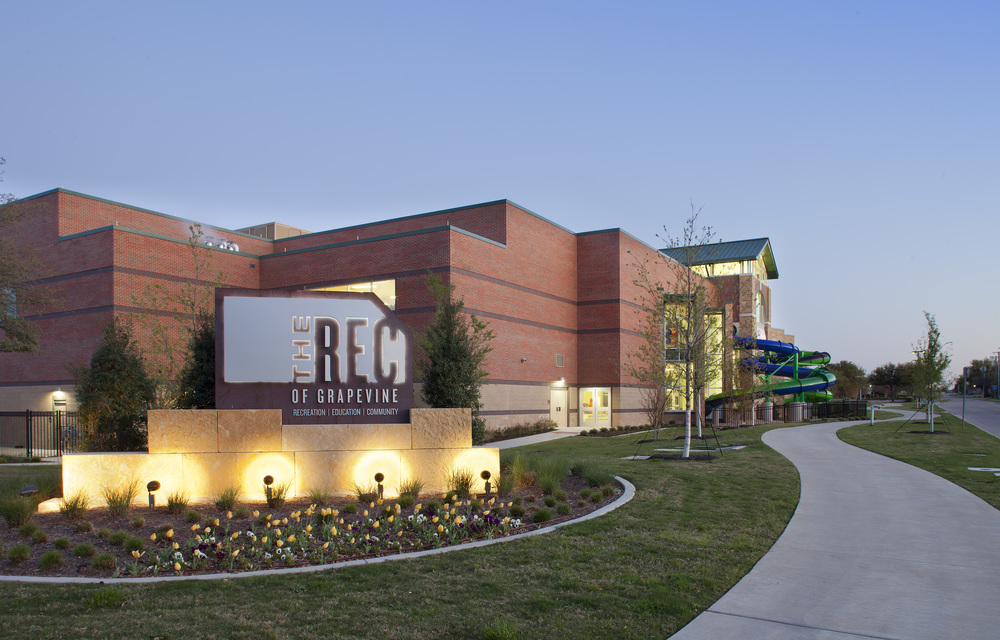 THE REC AT GRAPEVINE   Recreation
