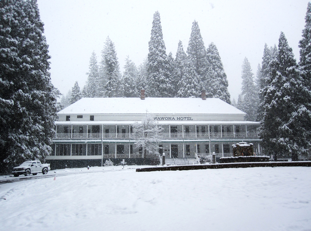 NATIONAL PARK SERVICE WAWONA HOTEL RENOVATION   Federal, Hospitality