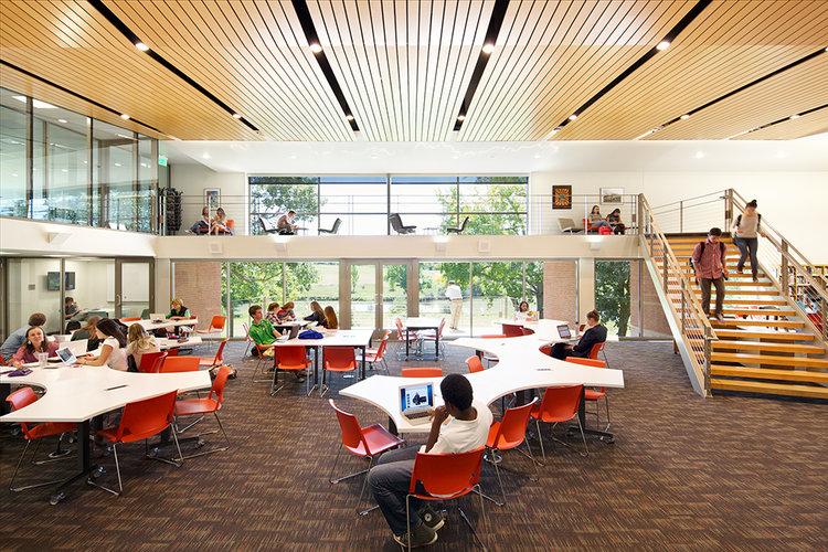 Kent denver duncan center u2014 integrated lighting and electrical solutions