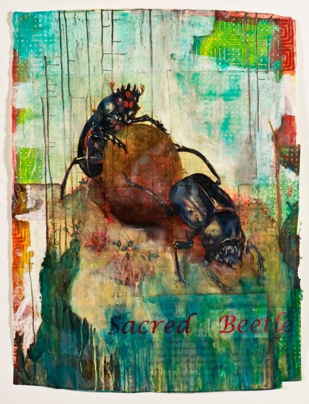 Sacred Beetle