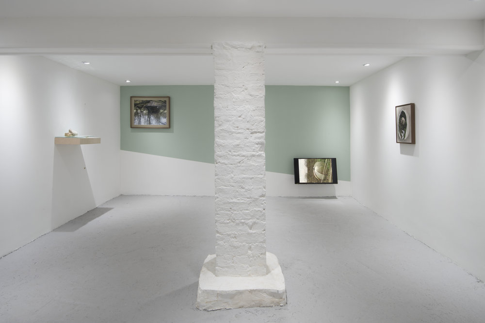 Kate McMillan : Stones for Dancing, Stones for Dying. 18 March - 16 April 2016