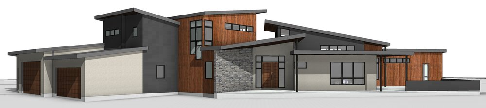 Schreiber Residence - Material Studies 3 - 3D View - FRONT PERSPECTIVE 1.jpg