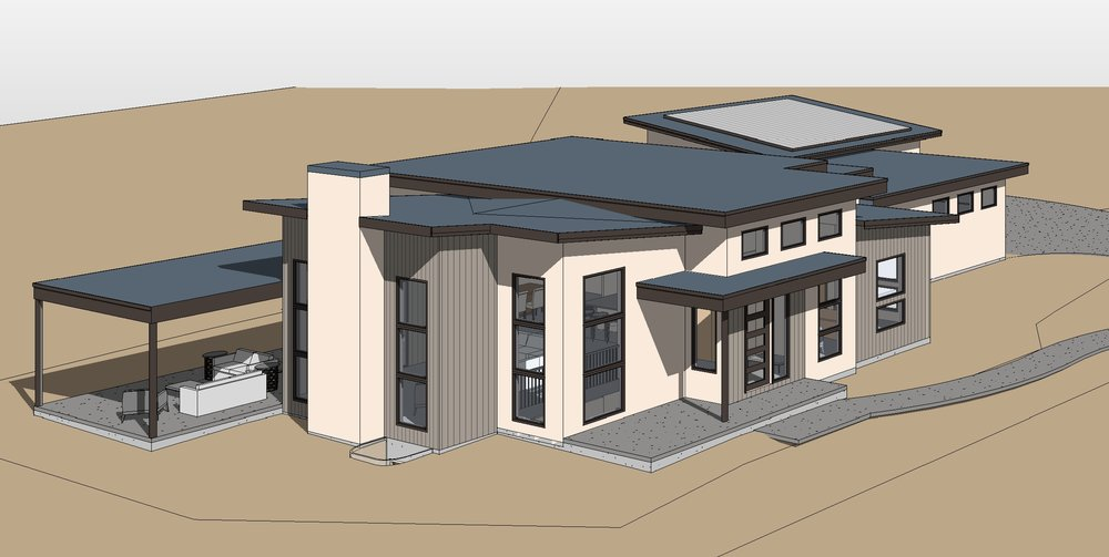 Vojta Residence7 - 3D View - FRONT ABOVE.jpg