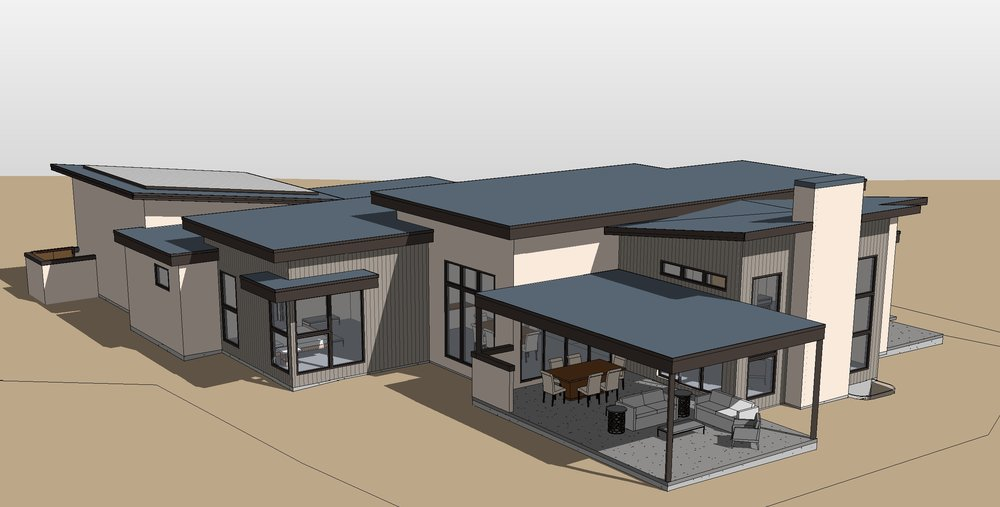 Vojta Residence7 - 3D View - REAR ABOVE.jpg