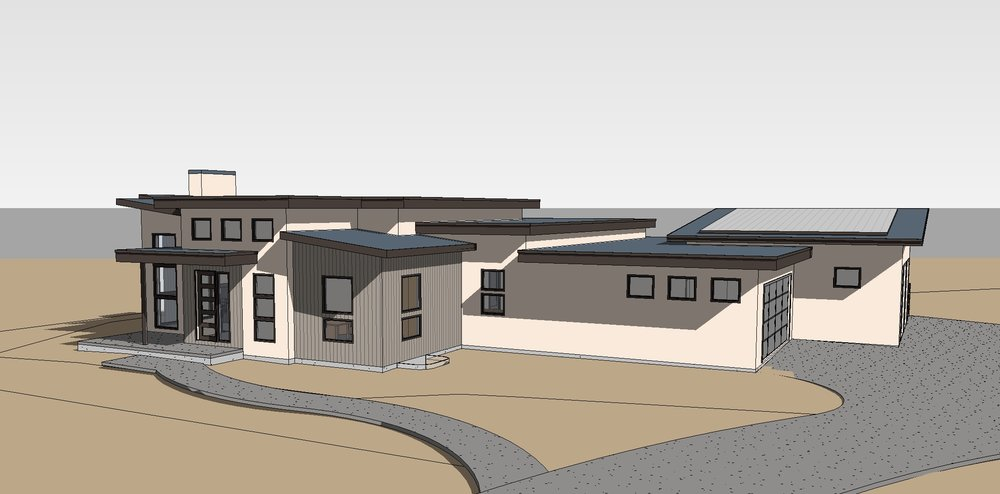 Vojta Residence7 - 3D View - STREET ABOVE.jpg