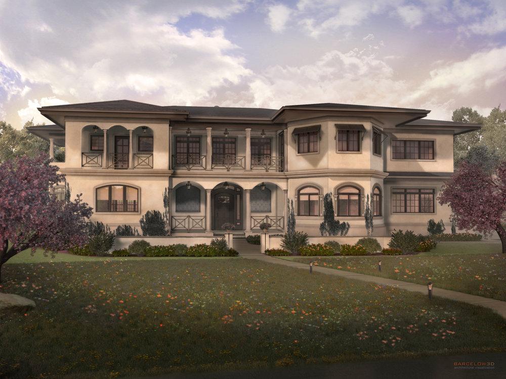 Burris Residence