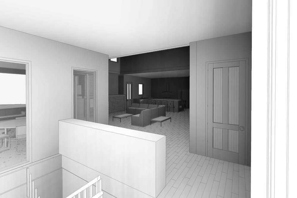 McGee 10 - 3D View - TOP OF STAIR.jpg