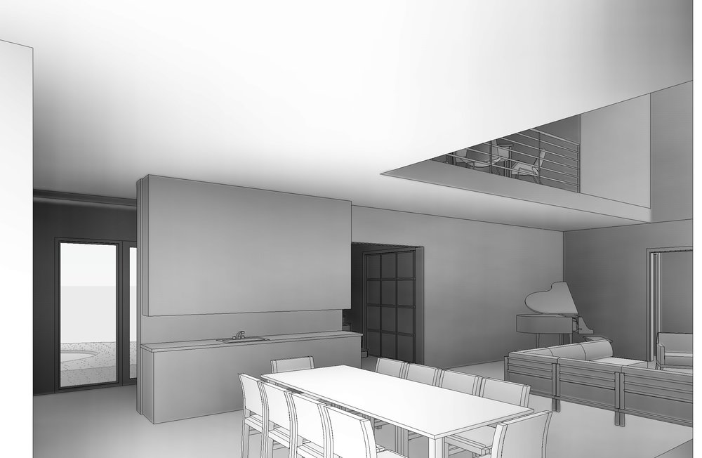 Ravulapati Residence3 - 3D View - TOWARD STAIR.jpg