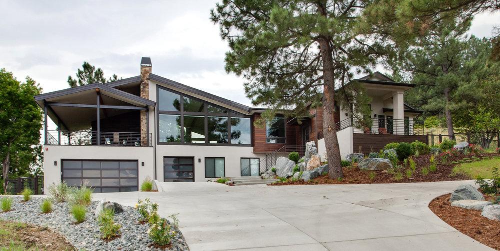 CUSTOM RESIDENTIAL ARCHITECTURE, REMODELS, & INTERIOR DESIGN