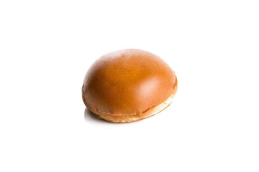 "4.5"" Brioche Burger Bun (sliced)"